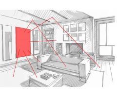 infrarood verwarming woonkamer