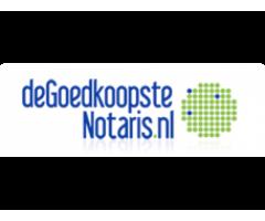 Notaris vergelijken