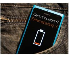 Externe Batterij