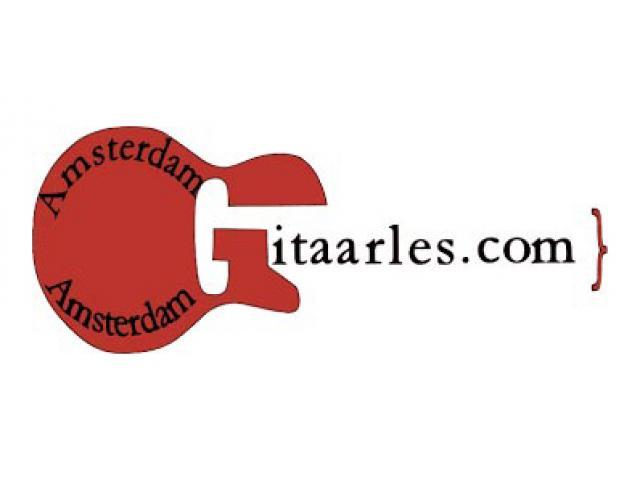 Gitaarles Amsterdam