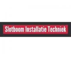 Slotboom-installatie