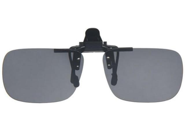 Voorzet zonnebrillen