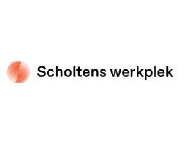Scholtens werkplek